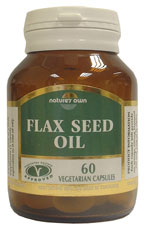 Nature's Own Flaxseed Oil